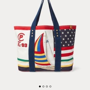 Polo Ralph Lauren Regatta Tote bag